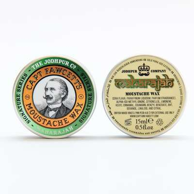 Captain Fawcett Wosk do wąsów Maharajah 15ml