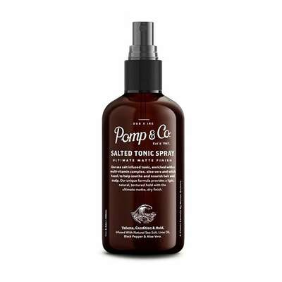 POMP & CO Salted Tonic Spray do włosów 100ml
