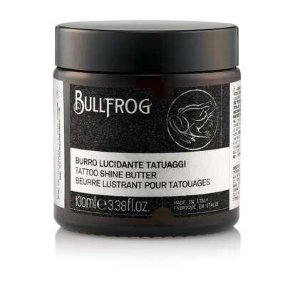 Bullfrog nabłyszczające masło do tatuażu 100ml