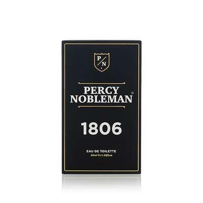 Percy Nobleman 1806 woda toaletowa bergamota piżmo EDT 50ml