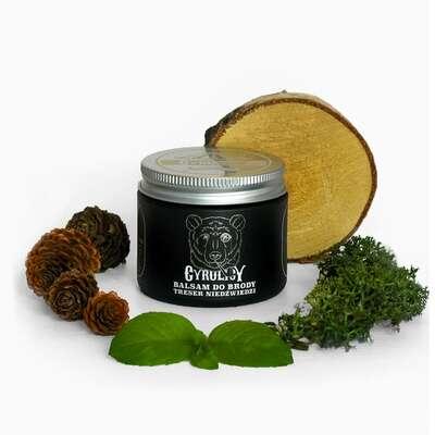Cyrulicy Treser Niedźwiedzi balsam do brody 50 ml