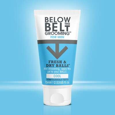 Below the belt - Żel poniżej pasa Cool 75ml