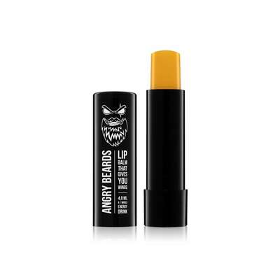 Angry Beards Lip balm - Energetyzujący Balsam do ust 5ml