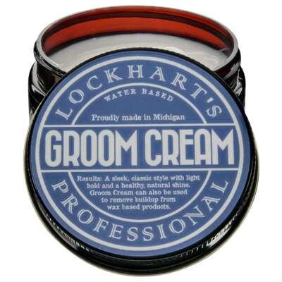 Lockhart's Groom Cream lekka pomada mandarynka 105g