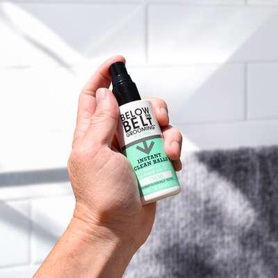 Below the belt - Spray poniżej pasa Instant Fresh 75ml