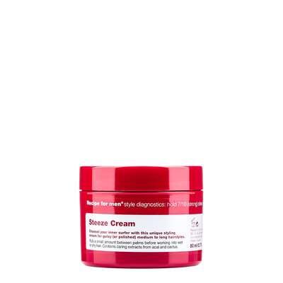 RECIPE FOR MEN Steeze cream - krem do stylizacji włosów 80ml