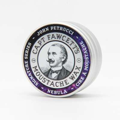 Captain Fawcett Nebula John Petrucci wosk do wąsów 15 ml