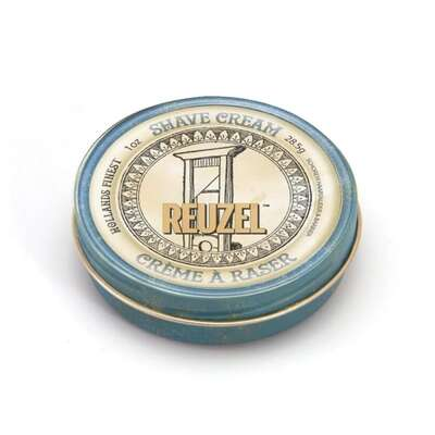 Reuzel Shave Cream - Łagodzący krem do golenia 28,5g