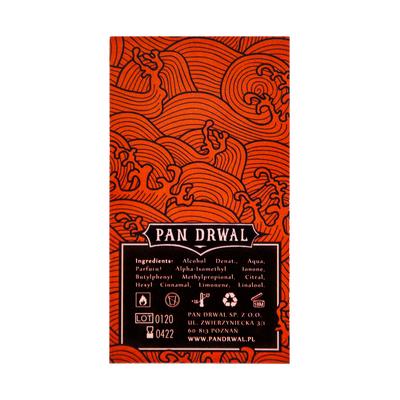 Pan Drwal Bulleit Bourbon Perfum próbka 1 ml
