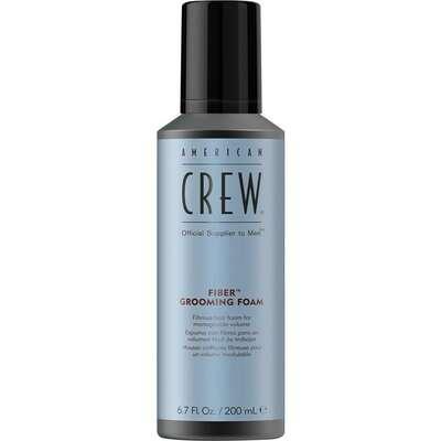 American Crew Fiber Grooming Foam - pianka do stylizacji włosów 200ml
