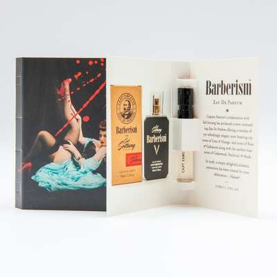 Captain Fawcett Barberism Eau De Parfum by Sid Sottung - Perfumy dla prawdziwego gentlemana 2ml - próbka