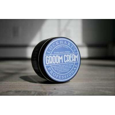 Lockhart's Groom Cream lekka pomada mandarynka 35g