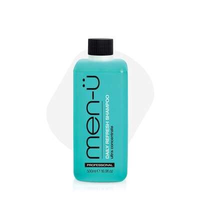 men-u - męski codzienny szampon nawilżający do włosów 500ml (uzupełnienie)