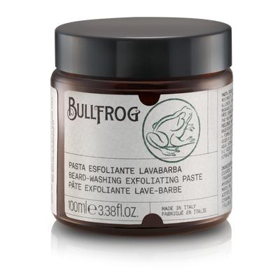 Bullfrog Złuszczająca pasta do mycia brody i skóry 100ml