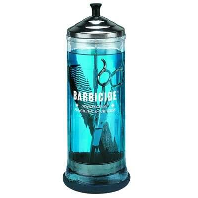 Barbicide - pojemnik szklany do dezynfekcji 1100 ml