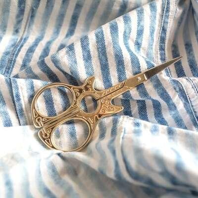 Musth Nożyczki do brody i wąsów