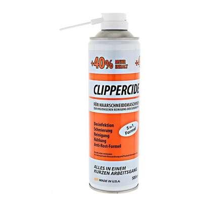 Barbicide Clippercide - spray do dezynfekcji i smarowania maszynki 500ml