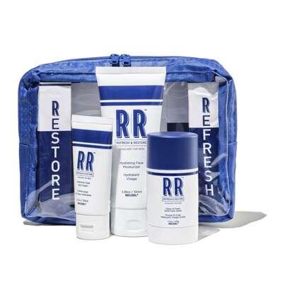 Reuzel RR Zestaw do pielęgnacji z kosmetyczką - 3 produkty!