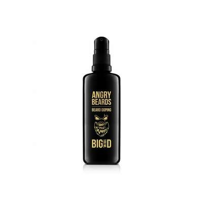 Angry Beards Big Beard Doping - duży preparat na porost brody 100 ml