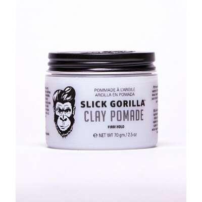 Slick-Gorilla Clay Pomade - Matowa pasta do włosów 70g