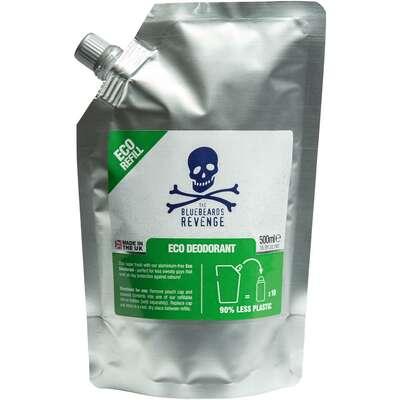 Bluebeards Eco Warrior REFILL - Uzupełnienie męskiego dezodorant w kulce - 500ml