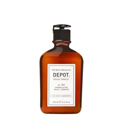 Depot Normalizujący pracę skóry głowy szampon do codziennej pielęgnacji 250ml