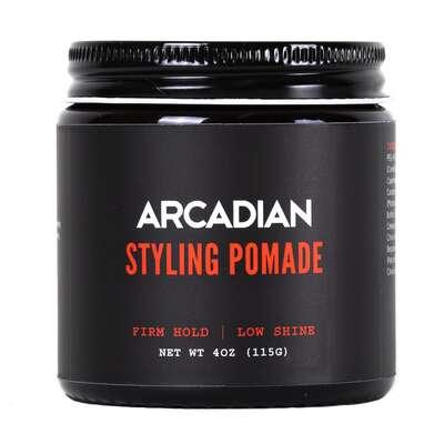 Arcadian - Styling Pomade - Kremowa pomada o naturalnym połysku i mocnym chwycie 115g