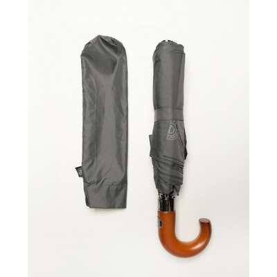 Depot - kompaktowy szary parasol