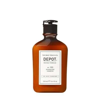 Depot 103 Szampon nawilżający dla suchych i łamliwych włosów 250ml