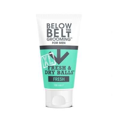 Below the belt - Żel poniżej pasa Fresh rozmiar XL 150ml