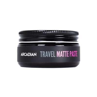 Arcadian - Travel Matte Paste - Matowa pasta do włosów o bardzo mocnym chwycie 56g