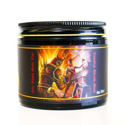 Lockhart's Grease All End All Wax Based Matte Clay 105g