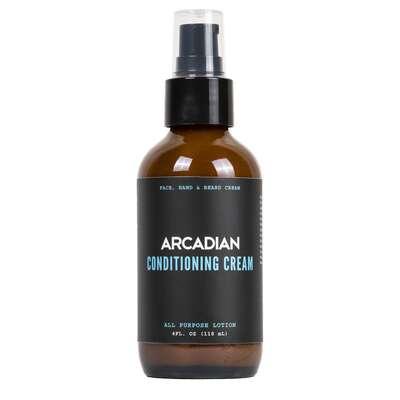 Arcadian - Conditioning Cream - Odżywka do włosów w kremie nie wymagająca spłukiwania 118ml