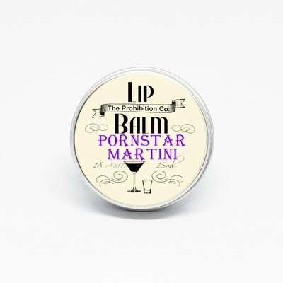 Half Ounce Cosmetics London - Balsam do ust aromat Pornstar Martini 15ml