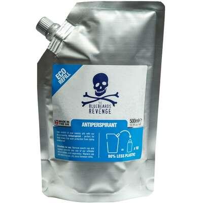 Bluebeards Roll On REFILL - Uzupełnienie męskiego dezodorantu w kulce 500ml
