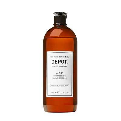 Depot Normalizujący pracę skóry głowy szampon do codziennej pielęgnacji 1000ml