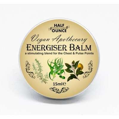 Half Ounce Cosmetics London - pobudzający balsam do ciała 15ml