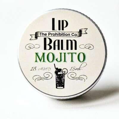 Half Ounce Cosmetics London - Balsam do ust aromat Mojito 15ml