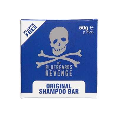 Bluebeards Revenge szampon do włosów w kostce Original 50g