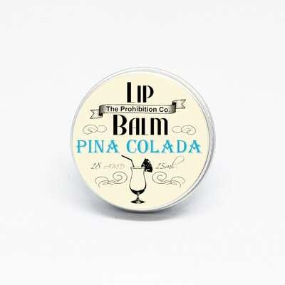 Half Ounce Cosmetics London - Balsam do ust aromat Pina Colada 15ml