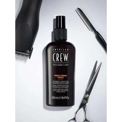 American Crew Prep and Prime - tonik do włosów 250ml