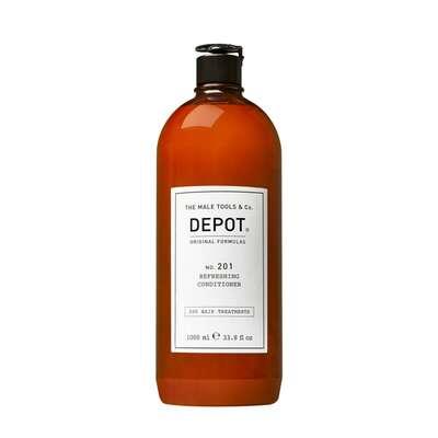 Depot 201 Odżywka odświeżająca do włosów 1000ml