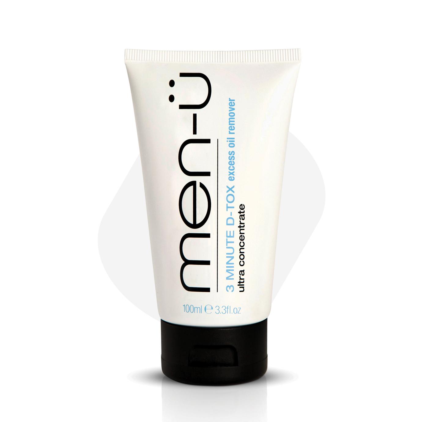 men-u D-Tox Męska maska matująco-oczyszczająca 100ml
