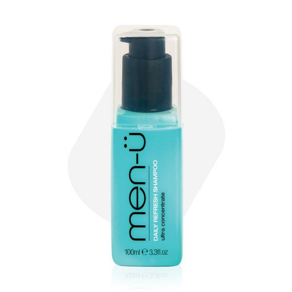 men-u Męski zestaw podróżny do twarzy z kosmetyczką