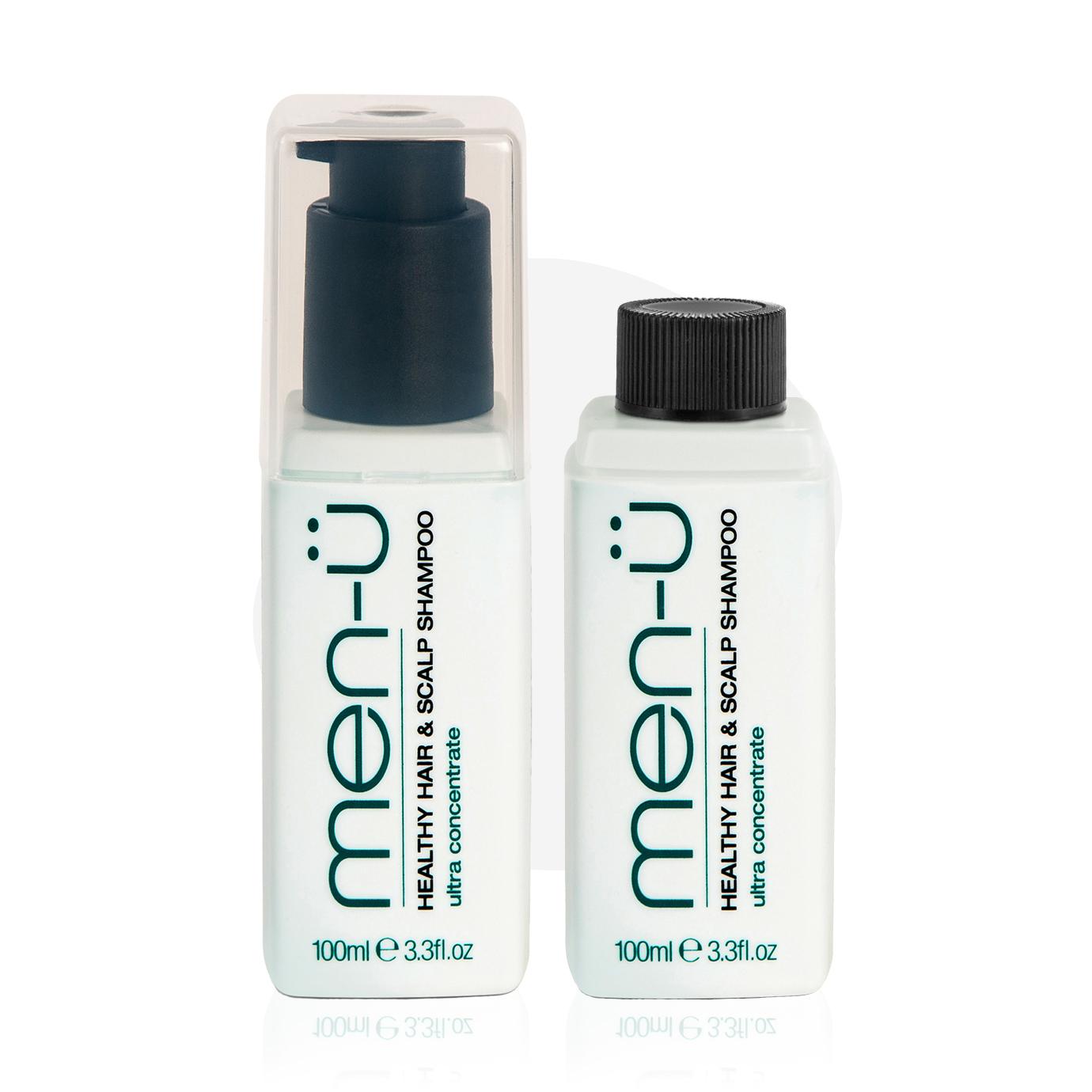 men-u Przeciwłupieżowy normalizujący szampon do włosów 100ml