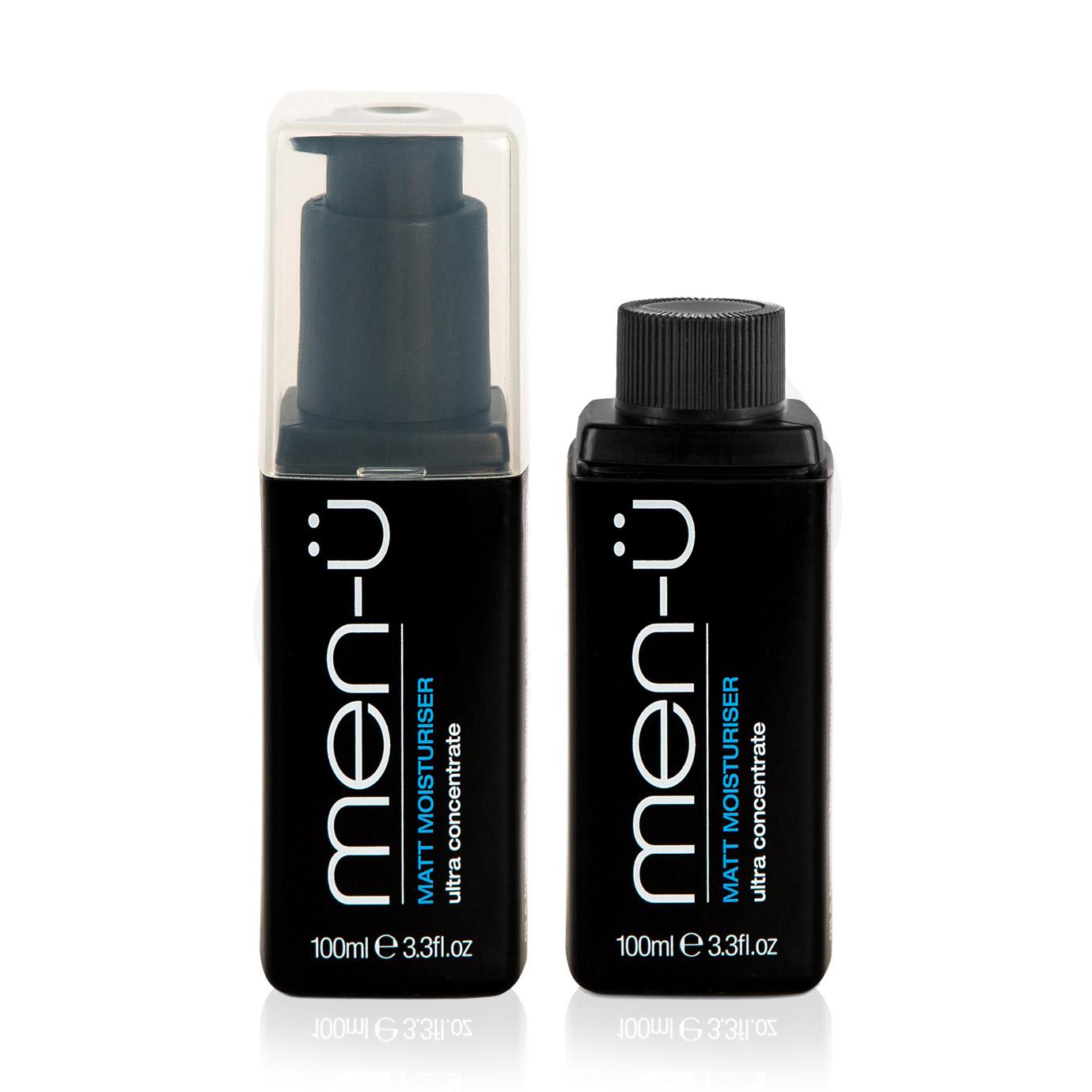 men-u Męski matująco-nawilżający balsam do twarzy 100 ml