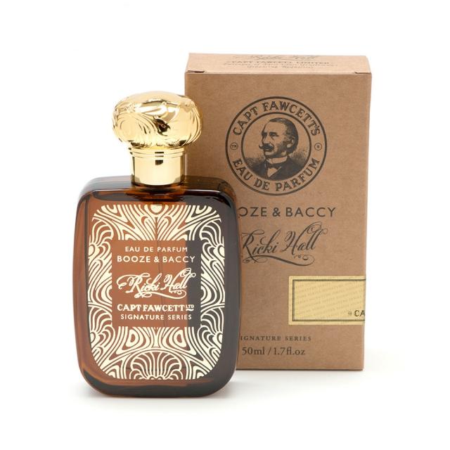 CAPTAIN FAWCETT BOOZE AND BACCY Eau de perfum by Ricki Hall 50ml