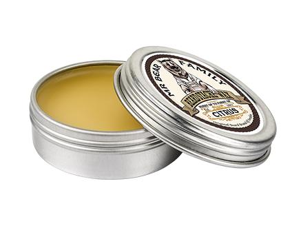 Mr Bear Family Citrus cytrusowy wosk do brody 30ml