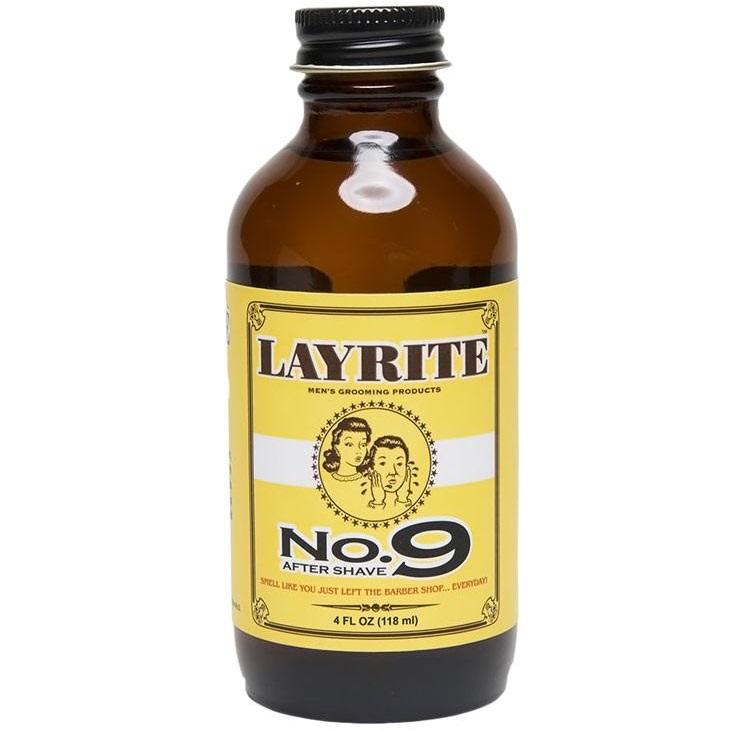 Layrite Bay Rum Aftershave Płyn po goleniu 118ml