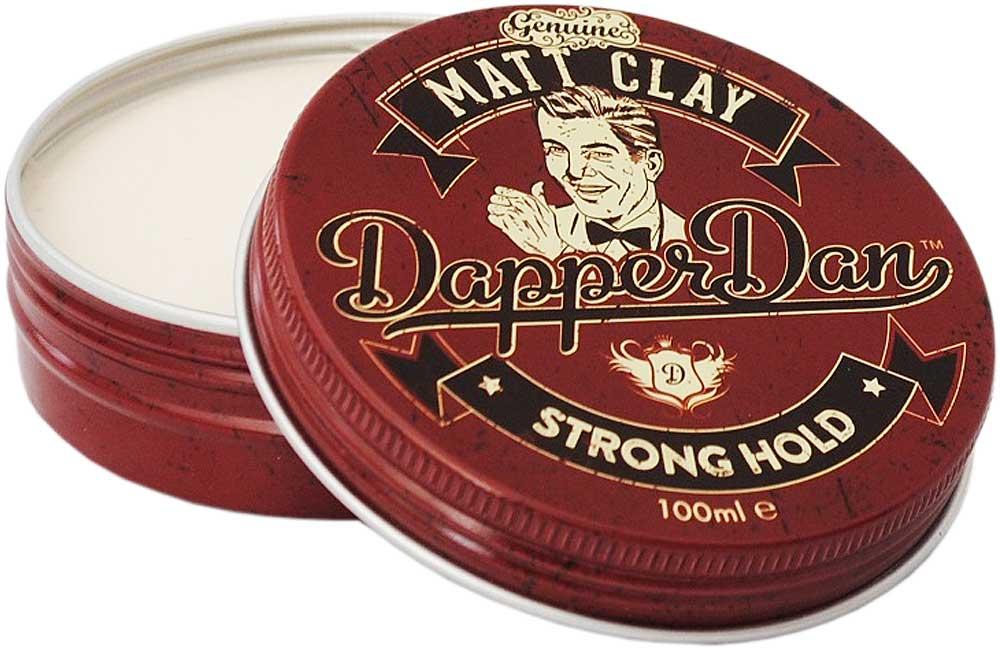 Dapper Dan Deluxe Pomade - wodana pomada do włosów mocny chwyt/mocny połysk 100ml (1)